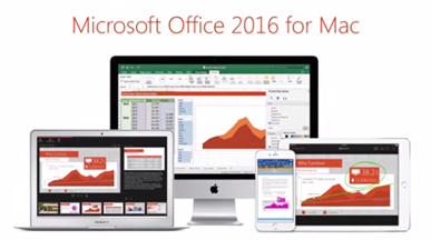 Office 365 and Office for Mac 2016: Perfect Together