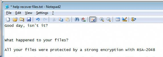 Ransomware Strikes Again! This Time Through Remote Desktop and Terminal Services